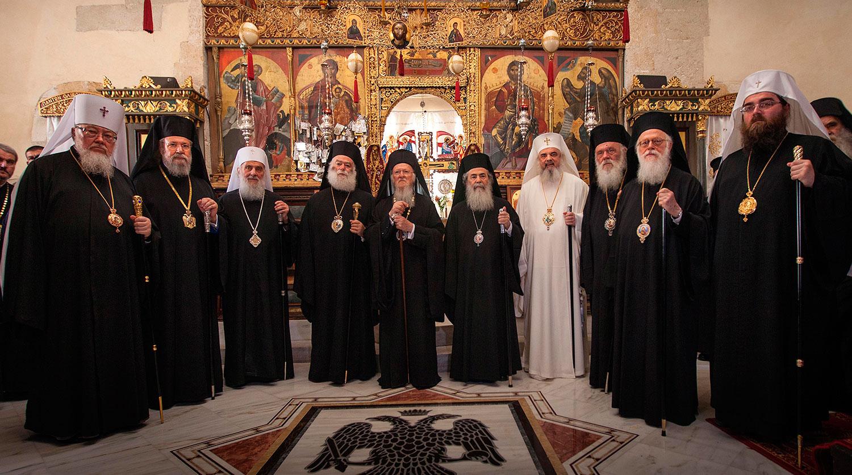 Критский Всеправославной Совет