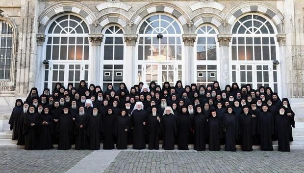 Синаксис в Стамбуле