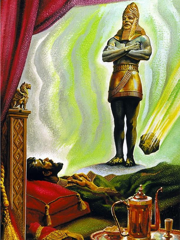 Сон царя Навуходоносора о золотом истукане
