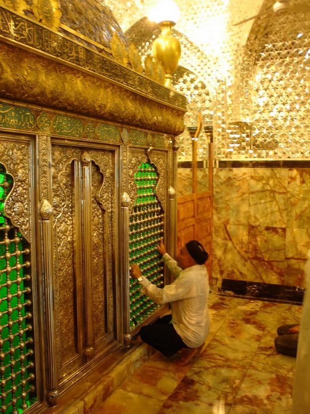 Усыпальница пророка Даниила (Барри, Ирак)