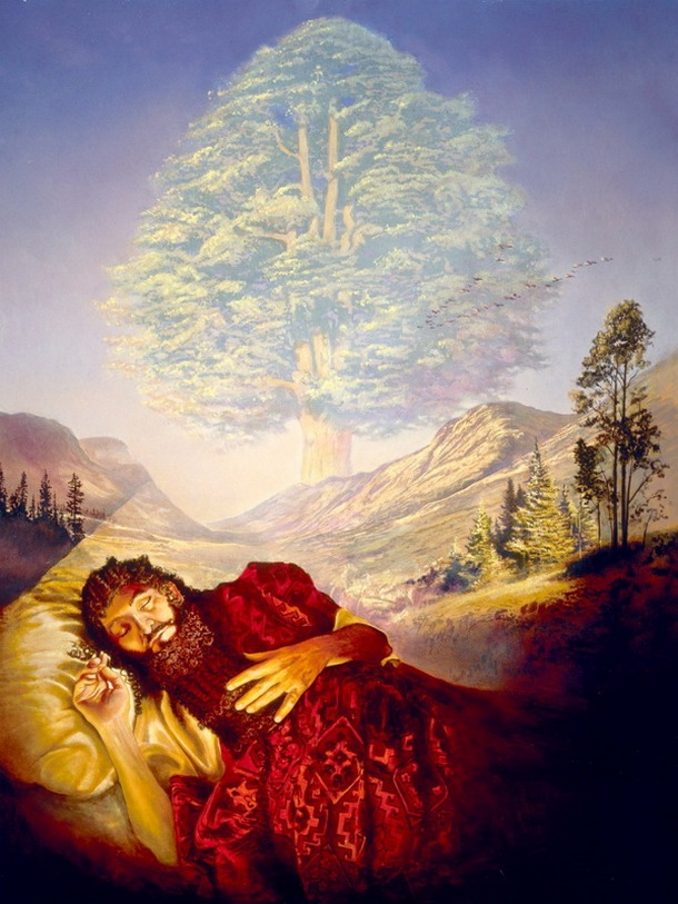 Второй сон Навуходоносора